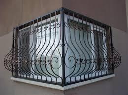 Ferforje Pencere Korkuluk Modelleri